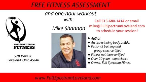Free Fitness Assessment